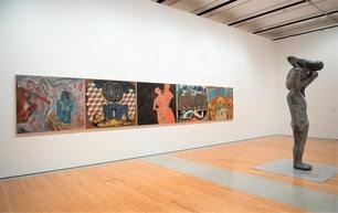 Visita à exposição Coleção Berardo de 1960 à atualidade newsnov