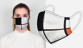 18 maio - Dia Internacional dos Museus - Lançamento da máscara comunitária do Museu Coleção Berardo, com o jornal Público
