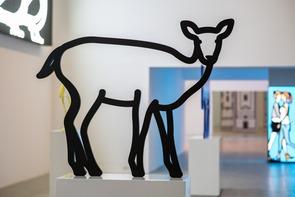 18 maio - Dia Internacional dos Museus - Visitas à exposição Obras Inéditas, de Julian Opie