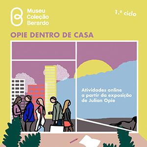 Julian Opie – Dentro de Casa, atividades para famílias, 1º ciclo | MCB_OnlineKids