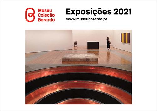 Calendário 2021 - Exposições - Museu Coleção Berardo