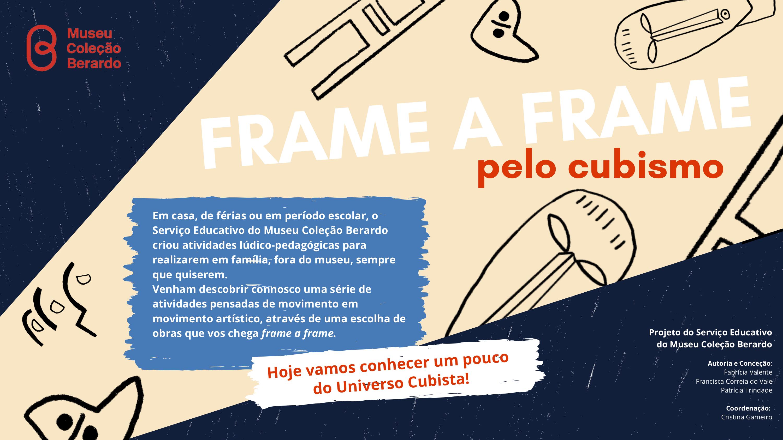 Frame a Frame pelo Cubismo - PDF