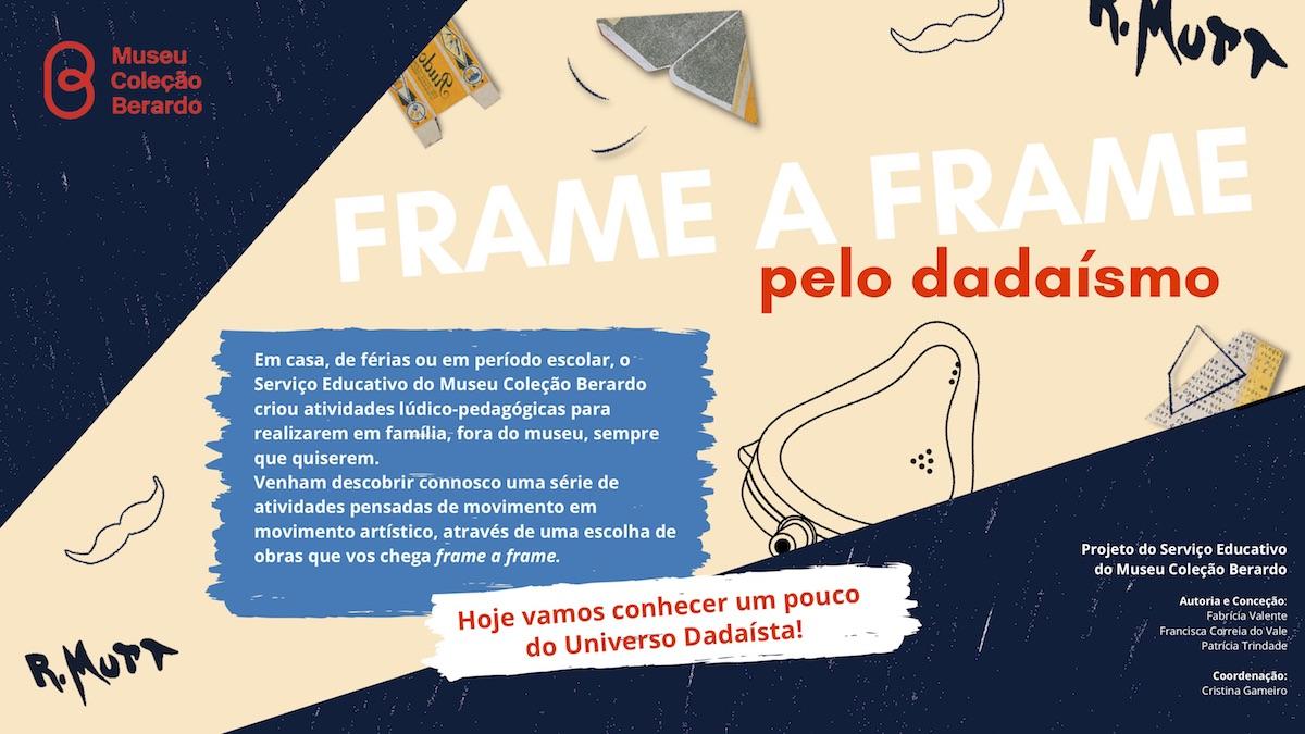 Frame a Frame pelo Dadaísmo - PDF