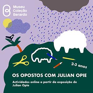 Os opostos com Julian Opie, 1ª infância - pdf cover