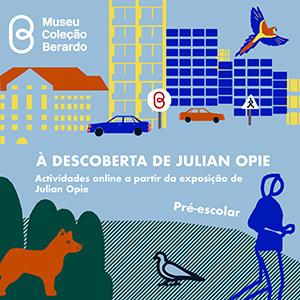PDF Julian Opie - Atividades online Pré-Escolar (3- 6 anos)