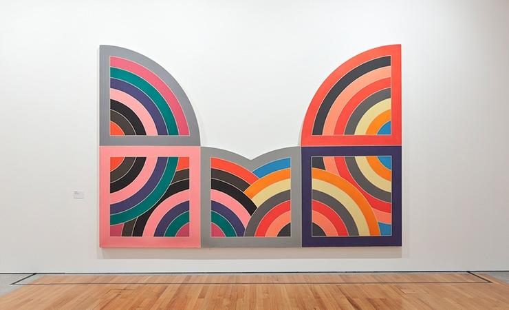 Museu Coleção Berardo 1960-2010, Frank Stella