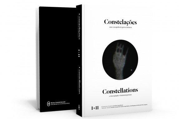 Apresentação do catálogo «Constelações I & II»  Com a presença dos autores Ana Rito, Hugo Barata e José Bragança de Miranda.