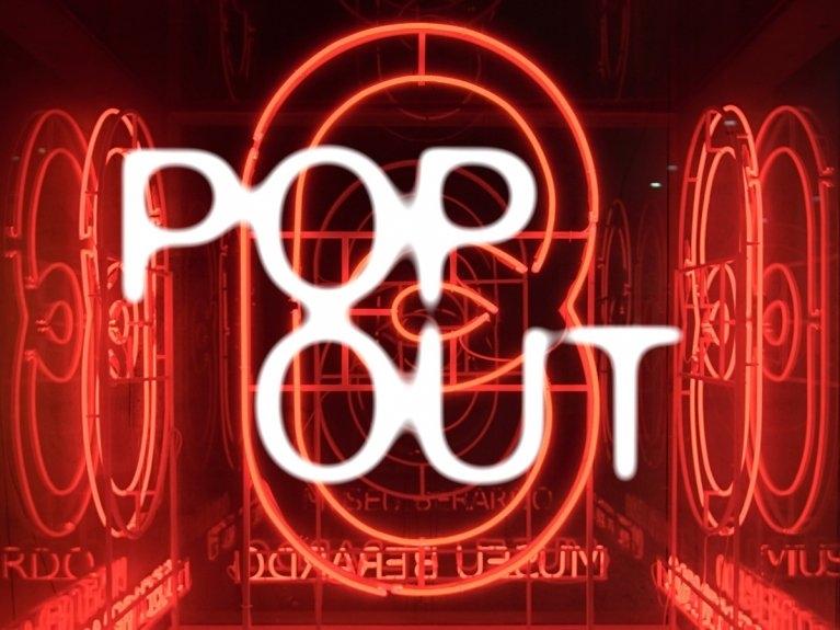 Podcast POP OUT  2.º e 3.º episódios 8 de junho:  «Apropriação dos Artefactos». 22 de junho:  «O Papel da Mulher no Modernismo».  Podcasts disponibilizados quinzenalmente, no Spotify, Apple Podcasts e Google Podcasts.