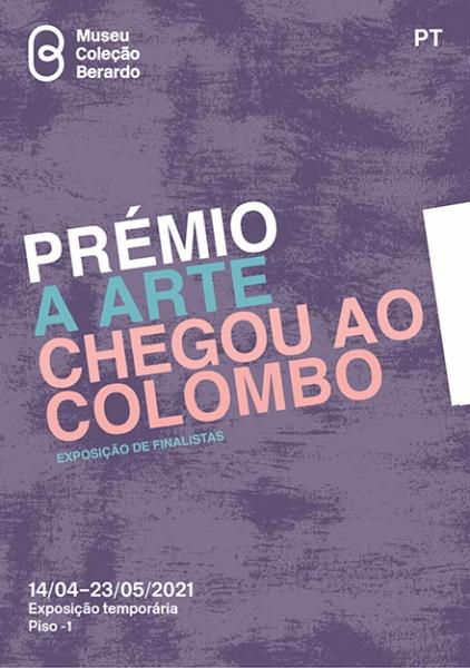 Folha de Sala «Prémio A Arte Chegou ao Colombo. Exposição de Finalistas» | PDF [545 Kb]