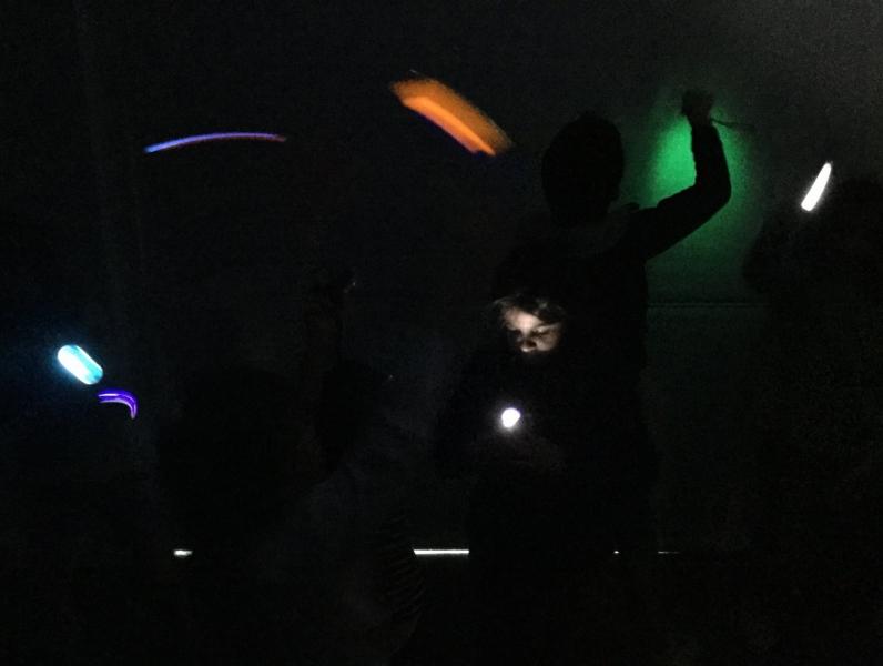 Férias Intercalares  Jogos de luz na câmara escura | Museu Coleção Berardo | Lisboa |