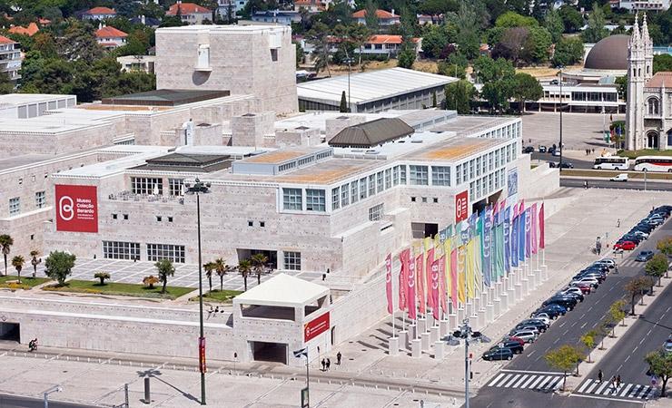 Museu Coleção Berardo    Modern and Contemporary Art Museum   Lisboa, Portugal