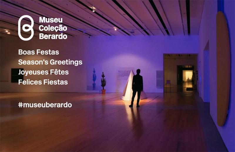 Boas Festas | Museu Coleção Berardo