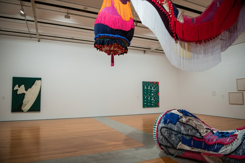 """Saudade, China & Portugal - Arte Contemporânea / Contemporary Art"" - vista da exposição / view of the exhibition"