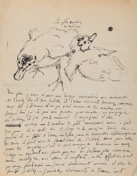 Francis Picabia, 1918, Collection Anne-Marie Springer