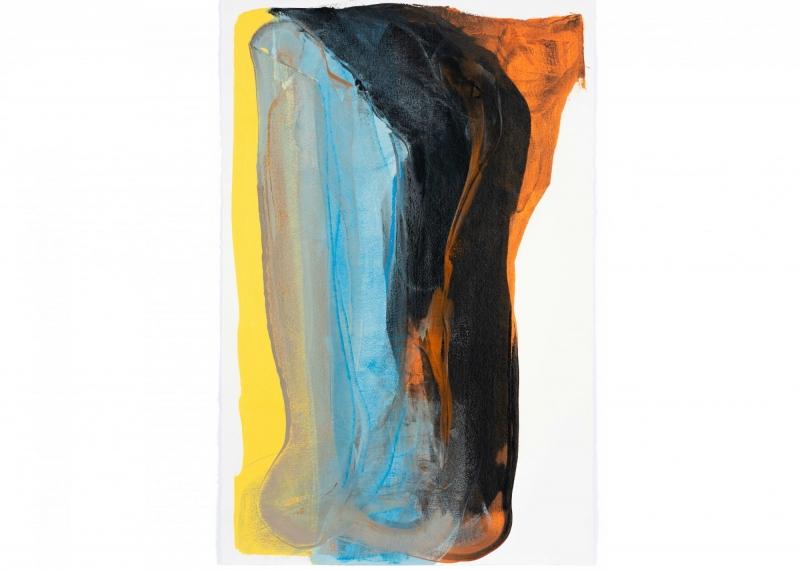 300 Visita à exposição Seja dia ou seja noite pouco importa, orientada pelos artistas André Gomes e Pedro Calapez