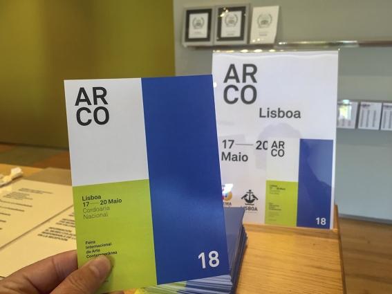 Arco Lisboa 2018 - Amigos dos Amigos - Museu Coleção Berardo