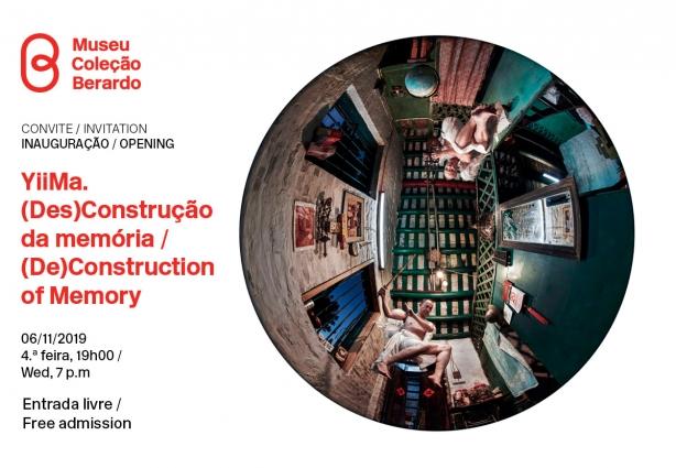 Convite   Inauguração: YiiMa. (Des)Construção da Memória