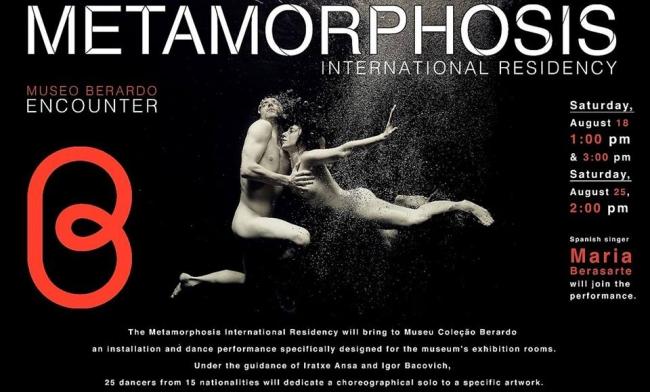 Residência Internacional Metamorphosis