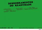 Conferência: Desdobramentos do readymade