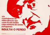 Insultai o Perigo, 1971. Carlos Gentil-Homem, Ernesto de Sousa.