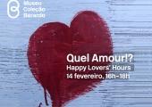 Dia dos Namorados no Museu Coleção Berardo 2019