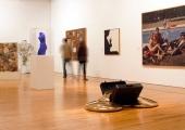 """Vista da exposição """"Coleção Berardo 1900-1960"""""""