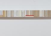 Detalhe de obra de Fernanda Fragateiro na exposição Uma Conversa Infinita. / Detail of a work Fernanda Fragateiro in the exhibition An Infinite Conversation. Museu Coleção Berardo, 2014.