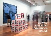 Serviço Educativo - Conteúdos Online   Museu Coleção Berardo