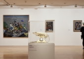 Coleção Berardo 1900-1960, vista da exposição