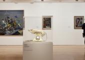 Vista da exposição / View of the exhibition: Museu Coleção Berardo (1900-1960)