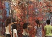 A primeira vez num museu de arte contemporânea