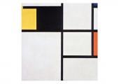 Linha, Forma e Cor - Mondrian