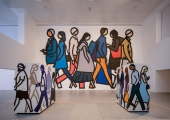 Julian Opie. Obras Inéditas / New Works