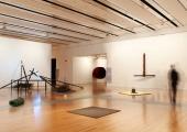 """Vista da exposição """"Coleção Berardo 1960-1990"""""""