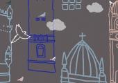 Julian Opie – Da cidade para o meu quarto | Atividades para famílias em casa, 3º ciclo | #MCB_OnlineKids