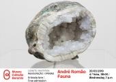 Convite: Inauguração da exposição Fauna, de André Romão Quarta-feira, 20 de março, 19h00 | Entrada Livre | Museu Coleção Berardo, Lisboa