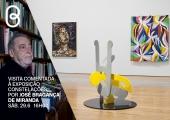 Visita comentada à exposição Constelações, por José Bragança de Miranda | 29 junho, 16h00, Entrada livre | Museu Berardo, Lisboa
