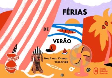 Férias de verão no Museu Coleção Berardo 2021 - atividades para crianças, Lisboa