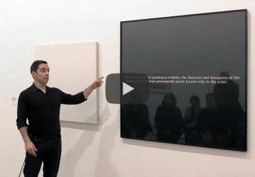 Art & Language por Nuno Crespo «As escolhas dos críticos»