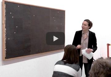 As Escolhas dos críticos: Alighiero e Boetti por Giulia Lamoni