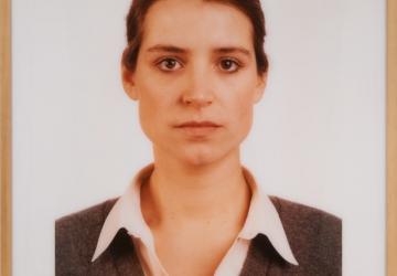 Thomas Ruff, Carol Pillar, 1989