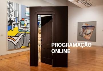 Programação online museu coleção berardo