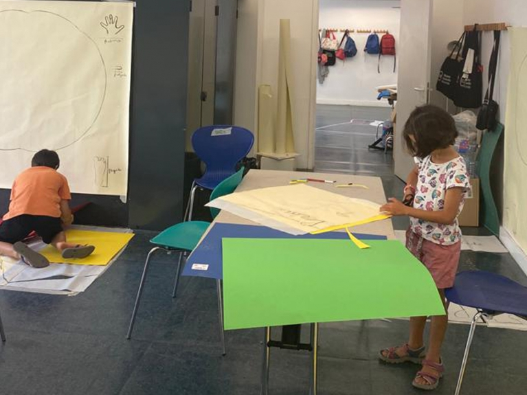 Férias de Verão no Museu Coleção Berardo 2020 - Atividades para Crianças dos 6 aos 13 anos - Lisboa