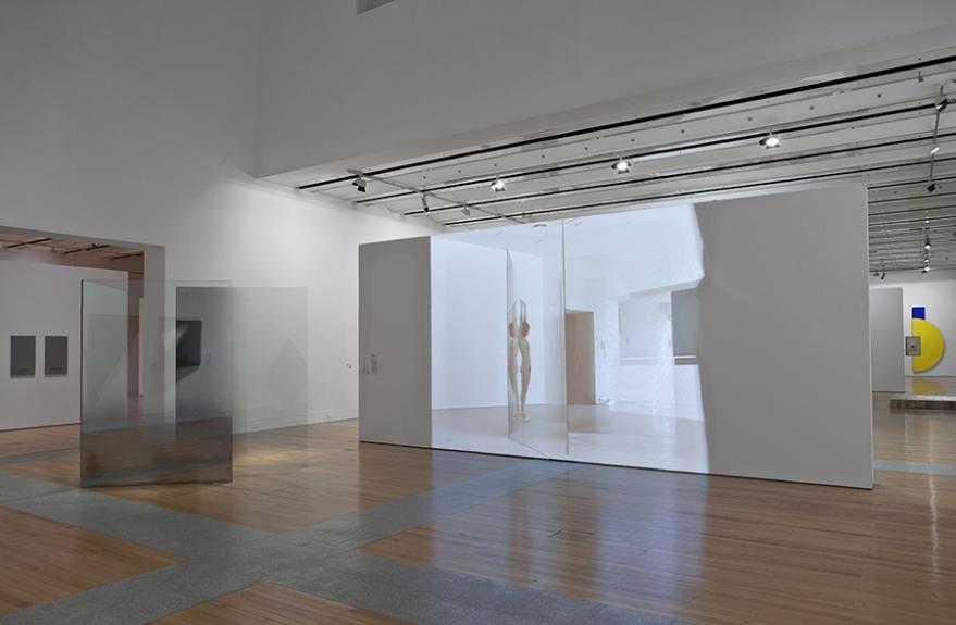 Constelações II: uma coreografia de gestos mínimos - vista da exposição / exhibition view