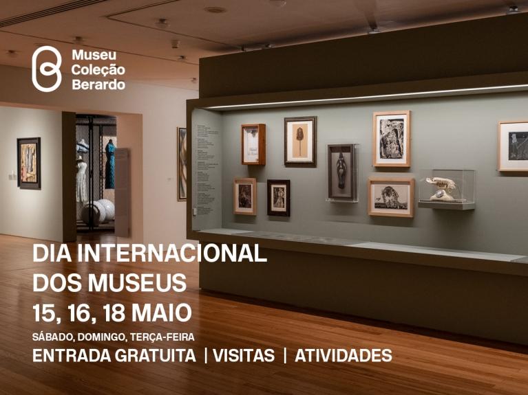 Dia Internacional dos Museus - programação especial gratuita a 15, 16 e 18 de maio   Museu Coleção Berardo