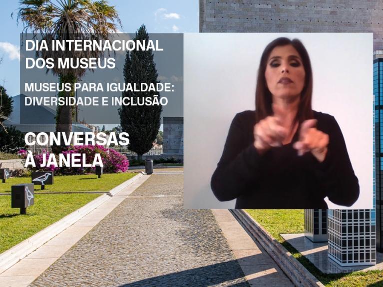 Conversas à Janela - Dia Internacional dos Museus 2020