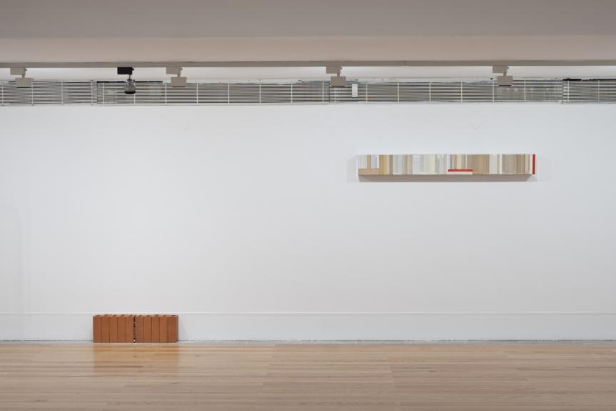 Vista da exposição Uma Conversa Infinita. / View of the exhibition An Infinite Conversation. Museu Coleção Berardo, 2014.