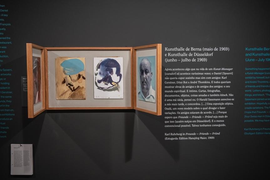 ProjectoMAP 2010–2020. Mapa ou Exposição / Map or Exhibition