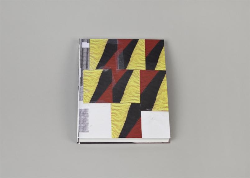 Capa do livro / Cover of the book Carla Filipe. da cauda à cabeça. Museu Coleção Berardo, 2014.