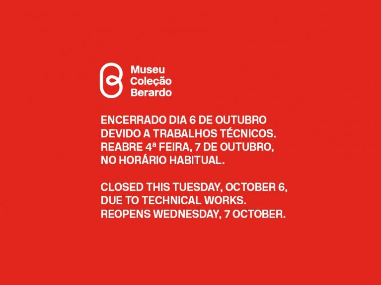 Museu Coleção Berardo 6 outubro 2020